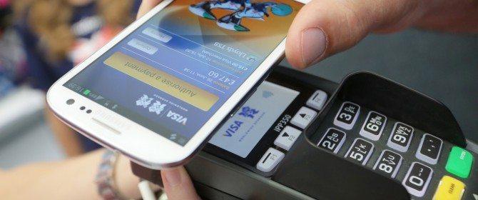 Pagamenti contactless con smartphone solo con TIM e Visa 670x280 - Pagare con un'app sul cellulare: ecco 2pay