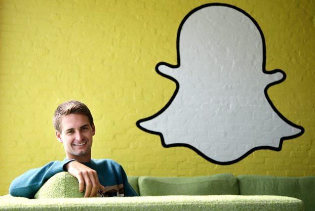 Snapchat furto dei dati personali e blocco del servizio per migliaia di utenti del servizio - La quotazione di Snapchat in borsa è la più grande Ipo per un social con quotazioni da capogiro