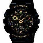 GA 100CF 1A9ER 150x150 - G-SHOCK presenta la nuova collezione di orologi P/E 2014