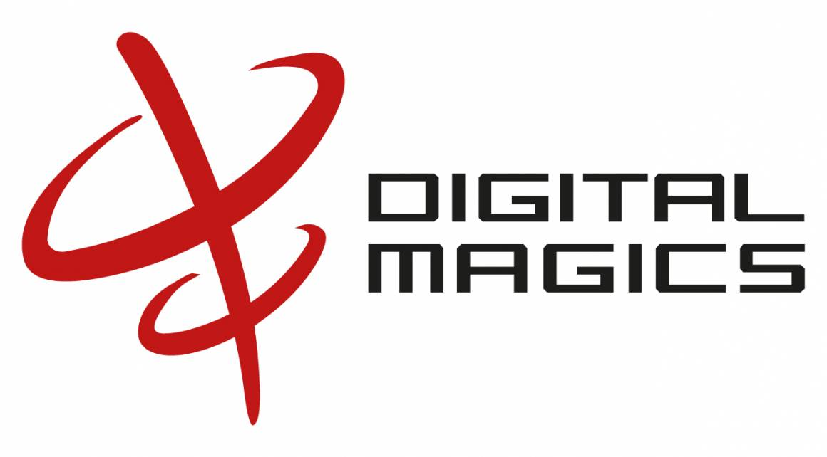 "Logo DIGITAL MAGICS 1160x642 - Avviato il più grande Innovation Hub per il ""Digital Made in Italy"""