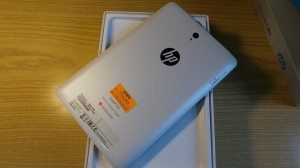 unboxing HP Slate 8 Pro 10 300x168 - Unboxing e test tablet Android HP Slate 8 Pro