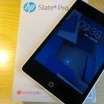 unboxing HP Slate 8 Pro 5 150x150 - Unboxing e test tablet Android HP Slate 8 Pro