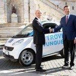 car2go 05.03.14 tris 150x150 - Car2go: il servizio di car-sharing one way arriva nella Capitale