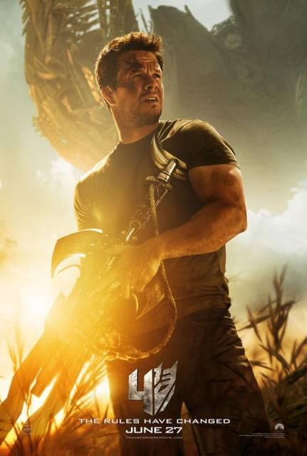 transformers lera dellestinzione teaser poster usa mid - In attesa del trailer, ecco due nuovi poster di Transformers: L'Era dell'Estinzione