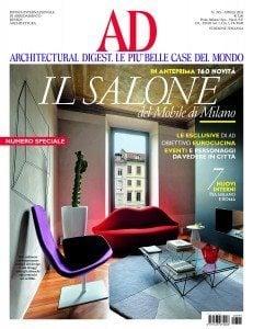 Ad cover 231x300 - Condé Nast protagonista al Salone Internazionale del Mobile: una settimana di eventi esclusivi da non perdere