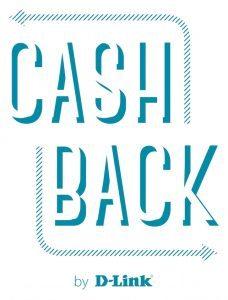 Cashback LOGO 228x300 - D-Link rimborsa 30€ per l'acquisto di prodotti Wireless AC