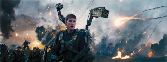 Edge Of Tomorrow Senza Domani Tom Cruise Foto Dal Film 021 - Tom Cruise nel nuovo poster di Edge of Tomorrow - Senza Domani