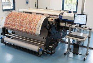 La stampante digitale per tessuti Epson SurePress FP-30160