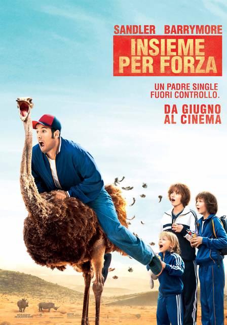insieme per forza adam sandler character poster italia 01 mid - Insieme per Forza - Prima clip in italiano per la commedia con Drew Barrymore e Adam Sandler