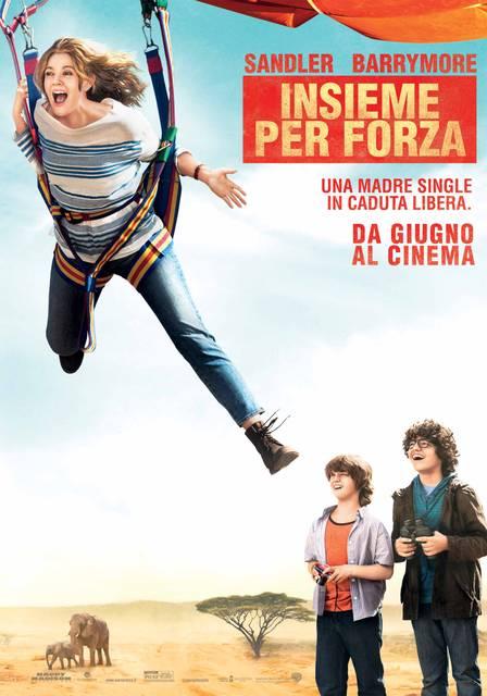 insieme per forza drew barrymore character poster italia 01 mid - Insieme per Forza - Prima clip in italiano per la commedia con Drew Barrymore e Adam Sandler
