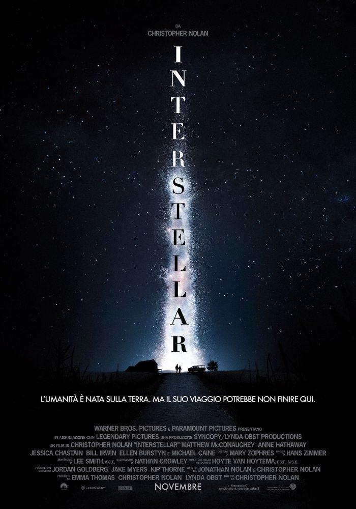 Interstellar Teaser Poster Italia 01 - Ecco il poster italiano di Interstellar, il nuovo film di Christopher Nolan