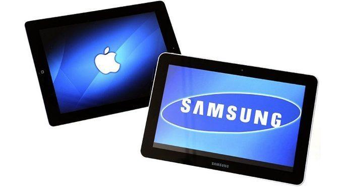 apple samsung brevetti 120 milioni - Brevetti, la battaglia Apple e Samsung arriva alla Corte Suprema