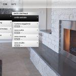 page temperature control 2 150x150 - L'interfaccia del nuovo display MyHome Screen 10 di BTicino mette al centro l'utente finale
