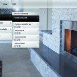 pagina temperatura 150x150 - L'interfaccia del nuovo display MyHome Screen 10 di BTicino mette al centro l'utente finale