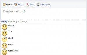 Facebook feelings image 300x190 - Su Facebook le emozioni sono contagiose, lo dimostra una ricerca