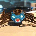 Parrot Rolling Spider 4 150x150 - Jumping Sumo e Rolling Spider, i nuovi minidroni di Parrot. Tutte le foto e i video della presentazione