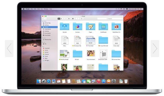 Schermata 2014 06 03 a 09.44.25 - Apple presenta OS X Yosemite: Completamente nuovo, completamente Mac