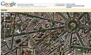 Skybox google maps 300x182 - Con l'acquisto di Skybox cresce la qualità dei servizi satellitari di Google