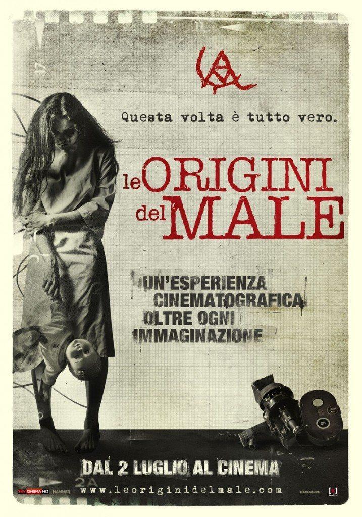 content le origini del male manifesto 2 717x1024 - Forze oscure e terrificanti nel trailer italiano di Le origini del Male