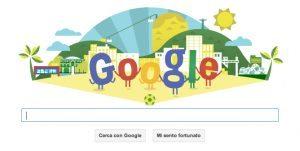 doodle mondiali google 300x151 - Street View ci porta negli stadi di Brasile 2014. Ecco i Mondiali di Google