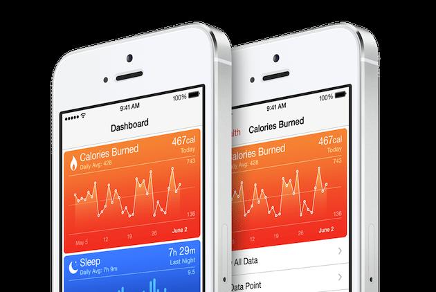 health hero - Apple svela iOS 8: tutte le funzioni della nuova release