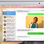 mac and ios sms 150x150 - Apple presenta OS X Yosemite: Completamente nuovo, completamente Mac