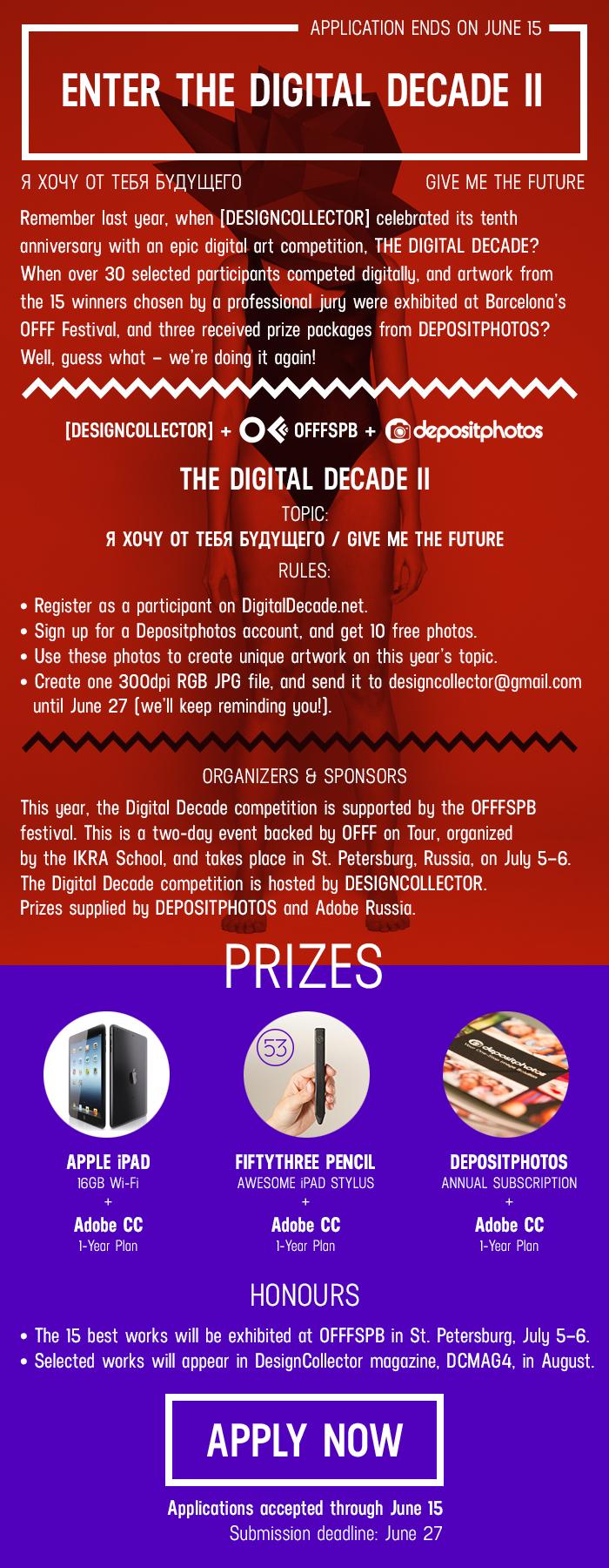 tumblr n6nw84lTve1stxm3zo1 r1 1280 - Torna il Contest Creativo fra DESIGN COLLECTOR e DEPOSITPHOTOS