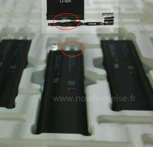 Connecteurs Batterie iPhone 6 - Le novità di iPhone 6: la nuova batteria ecco come sarà.
