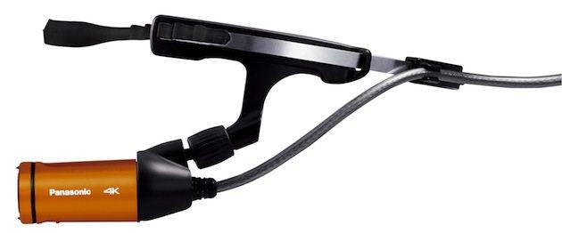 Copia di Wearable Camcorder HX A500 Headset  - Arriva nei negozi Panasonic A500, la prima camcorder indossabile 4K 25p al mondo