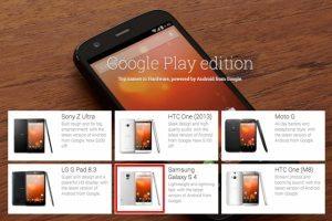 Samsung Galaxy S5 Google Play edition Play Store 640x428 300x200 - Novità per Android e Google: ecco i dispositivi rimossi dal play store!