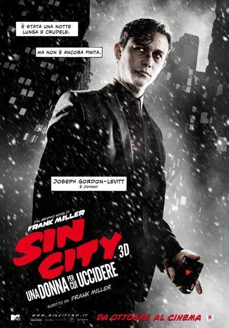 Sin City 2 Teaser Character Poster Italia 04 - Nuovi character poster italiani per Sin City: Una Donna Per Cui Uccidere