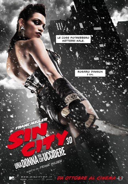 Sin City 2 Teaser Character Poster Italia 05 - Nuovi character poster italiani per Sin City: Una Donna Per Cui Uccidere