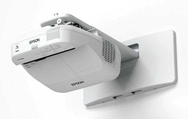Videoproiettore Epson EB 1430wi 300dpi 11cm - Epson presenta due nuove serie di innovativi videoproiettori per le aziende