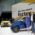 World premiere smart fortwo and forfour 20 150x150 - Nuove smart fortwo e forfour in collaborazione con Renault
