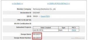 gsmarena 001 14 300x139 - Samsung Galaxy F riceve la certificazione Bluetooth.