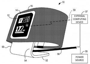 microsoft wearable patent 300x214 - Smartwatch Microsoft? scordatelo, è SOLO un orologio fitness.