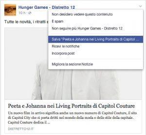 pulsante Salva su Facebook 3 300x276 - Arriva il pulsante 'Salva' per non perdere nessuna notizia su Facebook