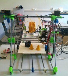 stampante3D RepRap 267x300 - 3DPRINTforAID: il mondo della stampa 3D in gara per un mondo migliore