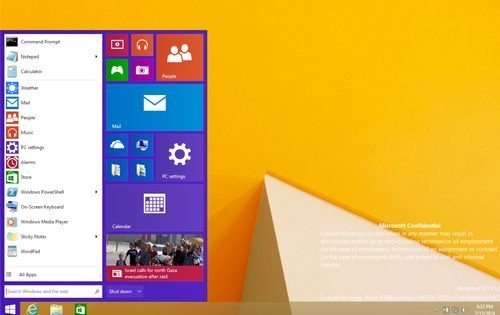 windows unico sistema operativo 3 - Windows sarà un solo sistema operativo per pc, tablet e smartphone.