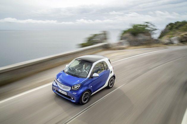 world premiere smart fortwo and forfour 56 copia - Nuove smart fortwo e forfour in collaborazione con Renault