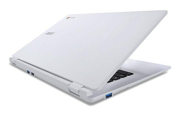 3 acer chromebook 13  - Acer lancia il primo Chromebook con NVIDIA Tegra K1 e display da 13,3 pollici