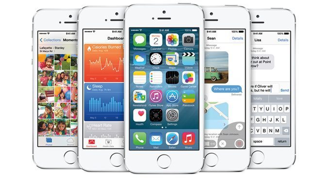 Apple iOS 8 Beta 5 cop - L'app per passare da Android a iOS supera 1 milione di dowload