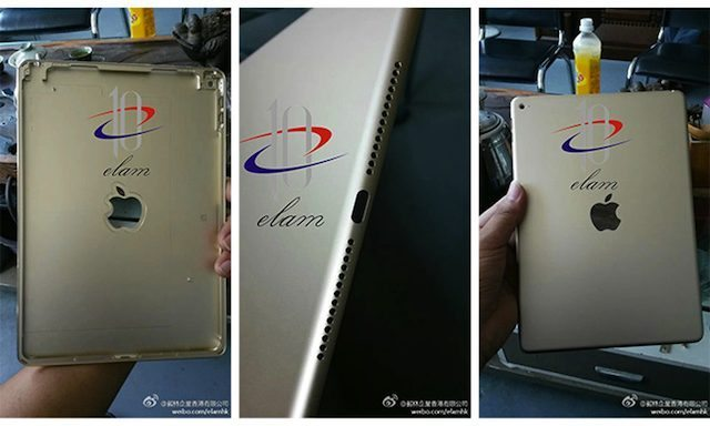 Apple iPad Air 2 Touch ID 2 - iPad Air 2: emergono nuove foto. In arrivo il Touch ID anche sul tablet Apple
