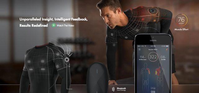 Athos cyber maglietta fitness 3 - Athos, la maglietta per il fitness che ti controlla dalla testa ai piedi con un'app