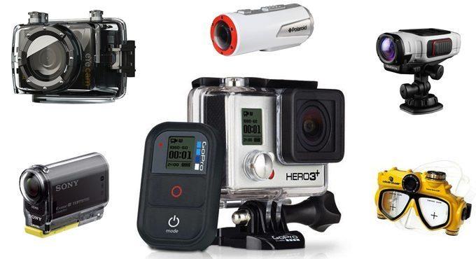 Immortale i momenti più trendy & cool dei tuoi sport preferiti con le migliori Action Camera