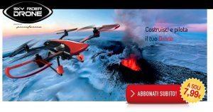 Sky Rider Drone De Agostini 2