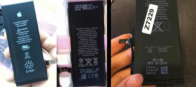 iphone 6 batteria da 1810mAh cavo lightning reversibile 2 - iPhone 6: batteria da 1810mAh e cavo Lightning reversibile