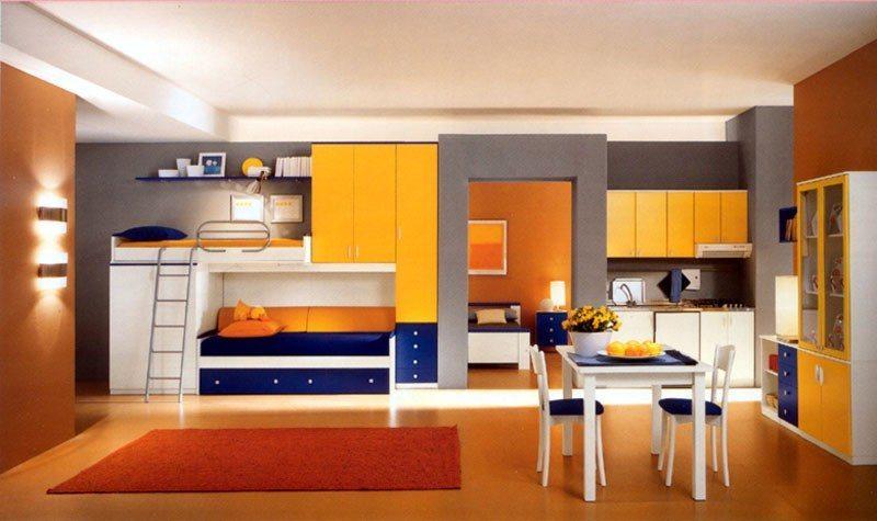 monolocale 01 - Ottimizzare i piccoli spazi di casa con i migliori oggetti salvaspazio ai prezzi più bassi