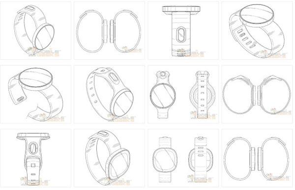 samsung tre smartwatch tondi 3 - Samsung ha in cantiere tre nuovi SmartWatch con display tondo