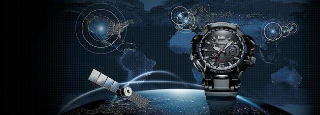 4.G SHOCK GPW 1000 conceptual photo - G-SHOCK GPW-1000, il primo orologio al mondo in grado di ricevere sia il segnale GPS che il segnale radio
